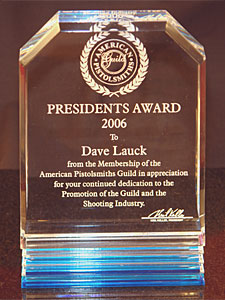 2006 Presidential Award for 2006