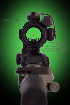 CQB Iron Sights
