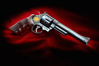 Clint Eastwood's custom .44 magnum