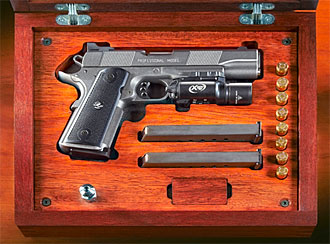 1911 in custom case
