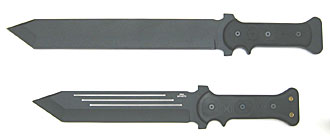 Compact and full-size Gladius