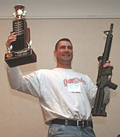 2006 National Patrol Rifle Championship with his D&L Sports™ Carbine