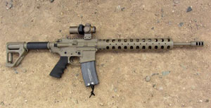 Collapsible Stock AR15