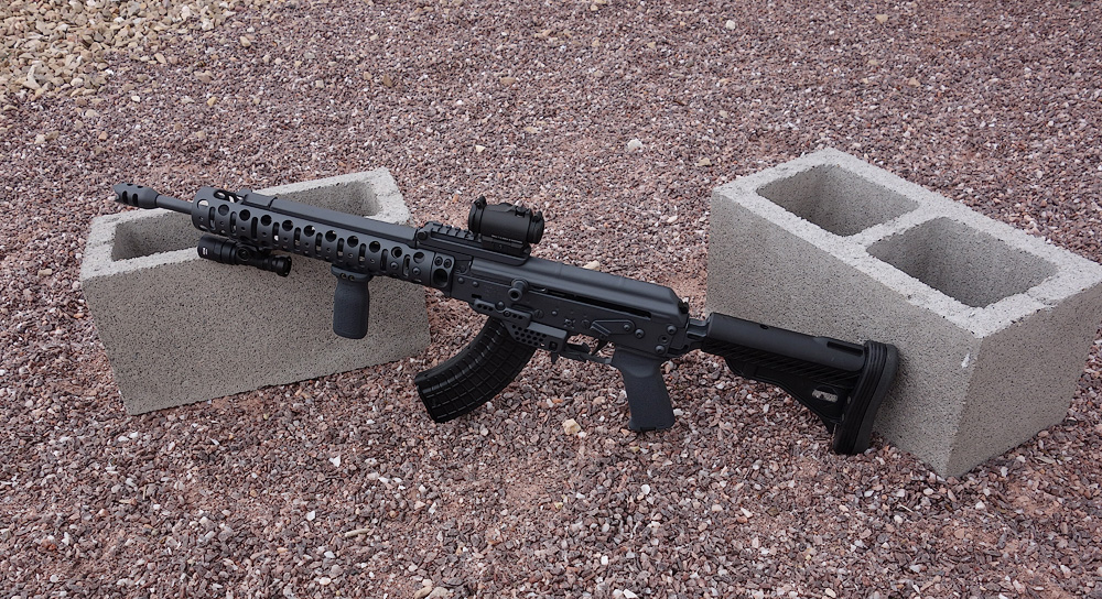 The Home of Quality Custom Firearms, Tactical Training and