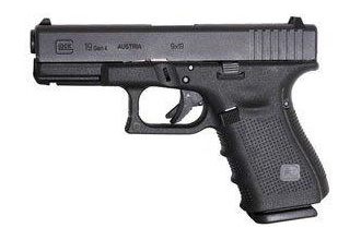 Glock with DLS Short Pull Trigger