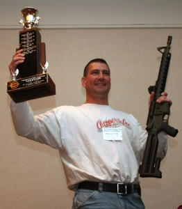 2006 National Patrol Rifle Champion with his D&L Sports™ Carbine